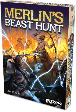 Merlin's Beast Hunt available at 401 Games Canada