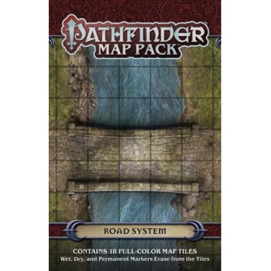 Pathfinder - Map Pack - Road System