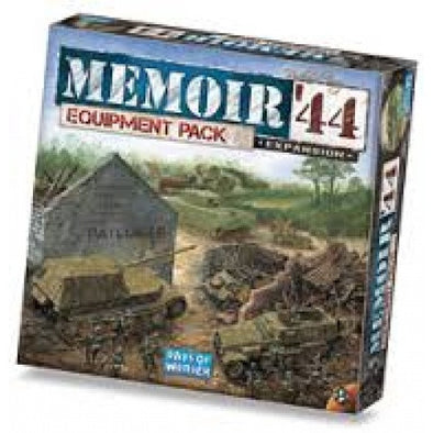Memoir '44 - Equipment Pack - 401 Games