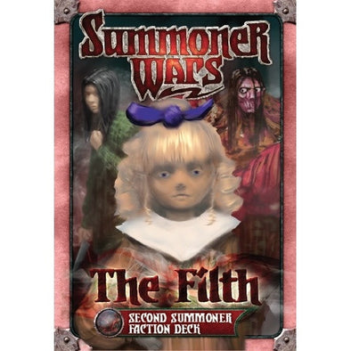 Summoner Wars - The Filth Second Summoner Faction Deck - 401 Games