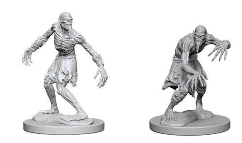 Dungeons and Dragons Nolzur's Marvelous Unpainted Minis: Ghouls - 401 Games