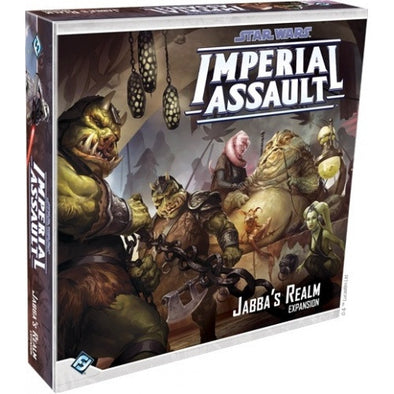 Star Wars Imperial Assault - Jabba's Realm
