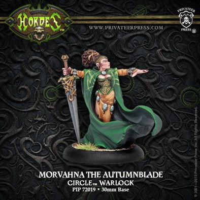 Hordes - Circle Orboros - Morvahna the Autumnblade - 401 Games