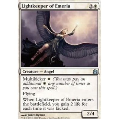 Lightkeeper of Emeria (CMD) available at 401 Games Canada