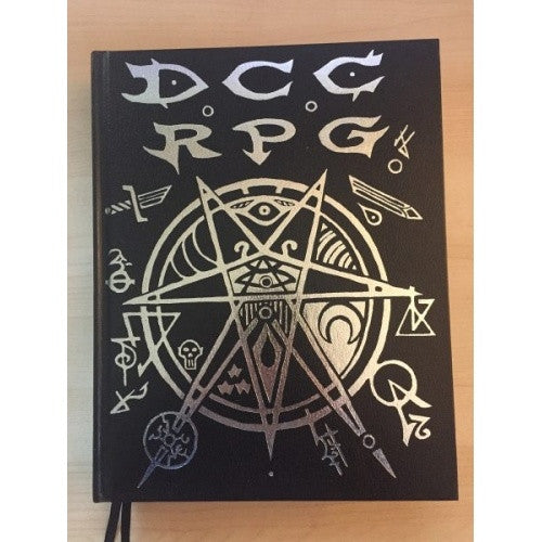 Dungeon Crawl Classics - Silver Foil Edition - Core Rulebook