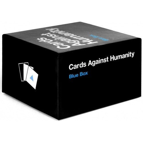 Buy Cards Against Humanity - Blue Box and more Great Board Games Products at 401 Games