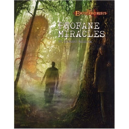 Esoterrorists - Profane Miracles available at 401 Games Canada