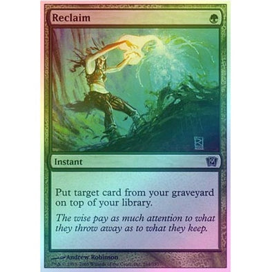 Reclaim (Foil) available at 401 Games Canada