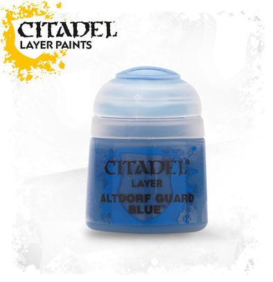 Buy Citadel Layer - Altdorf Guard Blue and more Great Games Workshop Products at 401 Games