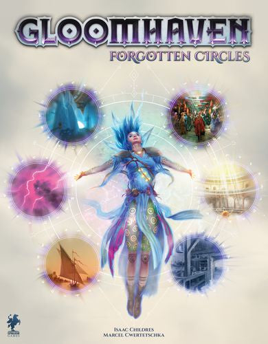 Buy Gloomhaven: Forgotten Circles Expansion and more Great Board Games Products at 401 Games