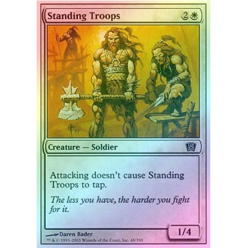 Standing Troops (Foil) - 401 Games