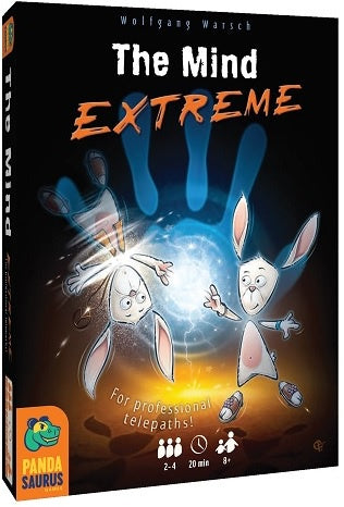The Mind - Extreme available at 401 Games Canada