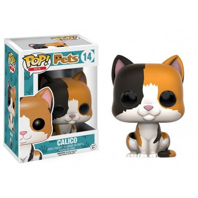 Pop! Pets - Calico - 401 Games