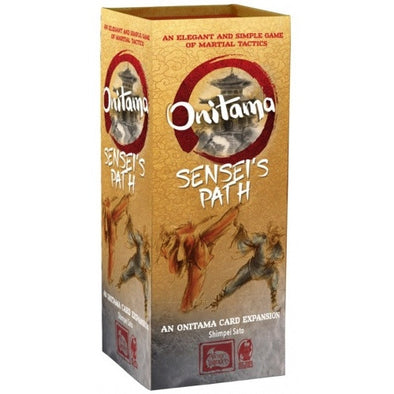 Onitama - Sensei's Path Expansion available at 401 Games Canada