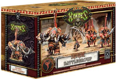 Hordes - Skorne - Battlegroup