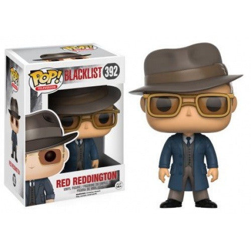 Buy Pop! Blacklist - Red Reddington and more Great Funko & POP! Products at 401 Games