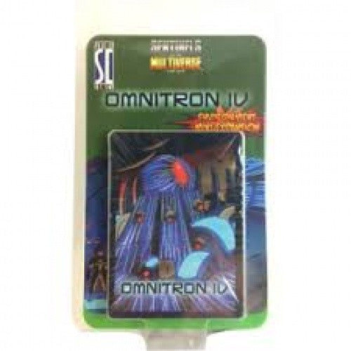 Sentinels of the Multiverse: Omnitron IV