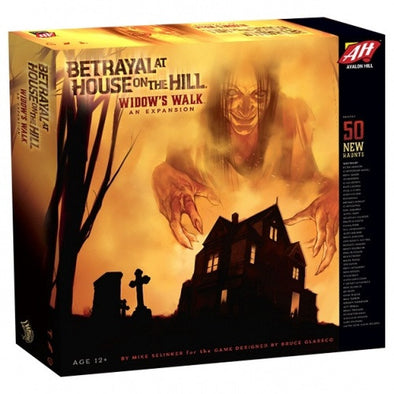Betrayal at House on the Hill - Widow's Walk Expansion - 401 Games