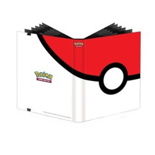 Ultra Pro - Binder 9 Pocket - Pokemon - Pokeball - 401 Games