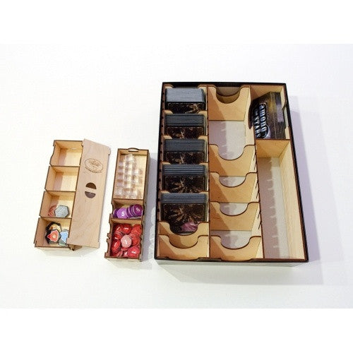 The Broken Token - Among the Stars - Box Organizer - 401 Games