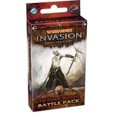 Warhammer Invasion - Fourth Waystone (No Restock) - 401 Games