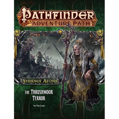 Pathfinder - Adventure Path - #110: The Thrushmoor Terror (Strange Aeons 2 of 6) available at 401 Games Canada