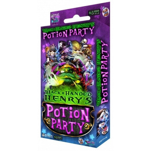 Black-Handed Henry's Potion Party - 401 Games