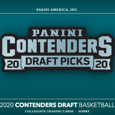2020-21 Panini Contenders Draft Picks Collegiate Basketball Hobby Box - 401 Games
