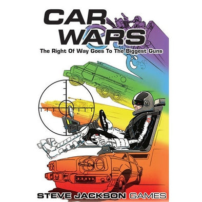Car Wars - 401 Games