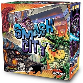 Buy Smash City and more Great Board Games Products at 401 Games