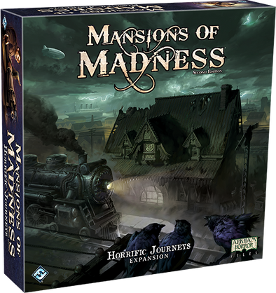 Mansions of Madness 2nd Edition - Horrific Journeys