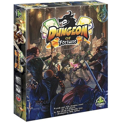 Dungeon Roll - Dungeon of Fortune - 401 Games