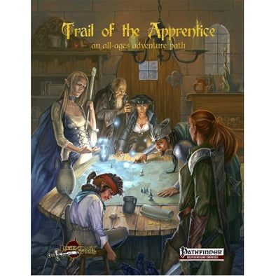 Pathfinder - Book - Trail of the Apprentice - 401 Games