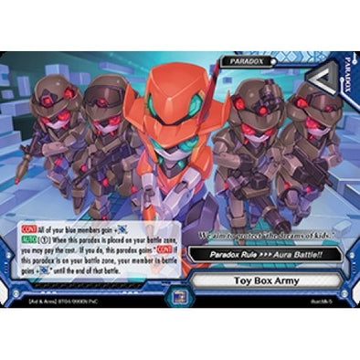 Toy Box Army available at 401 Games Canada