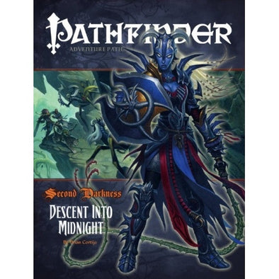Pathfinder - Adventure Path - #18: Descent into Midnight - (Second Darkness 6 of 6) - 401 Games