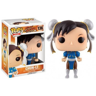 Buy Pop! Street Fighter - Chun-Li and more Great Funko & POP! Products at 401 Games