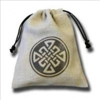 Buy Q-Workshop - Dice Bag - Celtic and more Great Dice Products at 401 Games