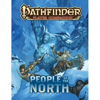 Pathfinder - Player Companion - People Of The North - 401 Games
