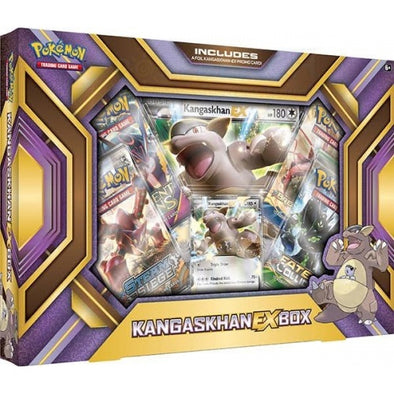 Buy Pokemon - Kangaskhan EX Collection Box and more Great Pokemon Products at 401 Games