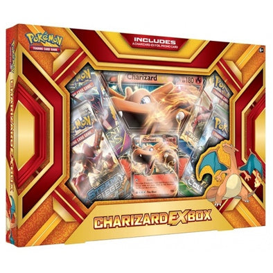 Buy Pokemon - Fire Blast Charizard EX Collection Box and more Great Pokemon Products at 401 Games