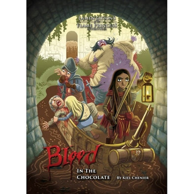 Lamentations of the Flame Princess - Blood in the Chocolate - 401 Games