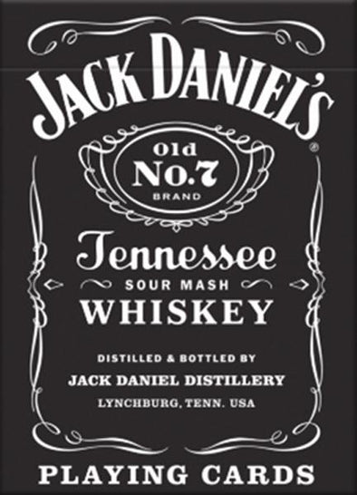 Bicycle - Playing Cards - Jack Daniel's Tennessee Whiskey