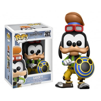 Buy Pop! Disney - Kingdom Hearts - Goofy and more Great Funko & POP! Products at 401 Games