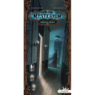 Mysterium - Hidden Signs Expansion - 401 Games