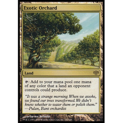 Exotic Orchard (CON) available at 401 Games Canada