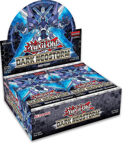 Buy Yugioh - Dark Neostorm Booster Box and more Great Yugioh Products at 401 Games