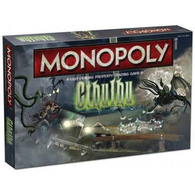 Buy Monopoly - Cthulhu and more Great Board Games Products at 401 Games