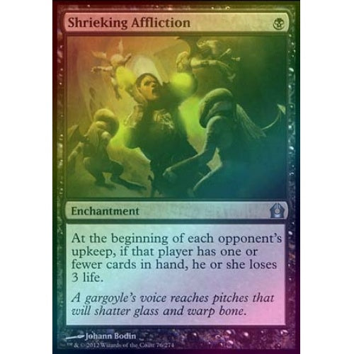 Shrieking Affliction (Foil) - 401 Games