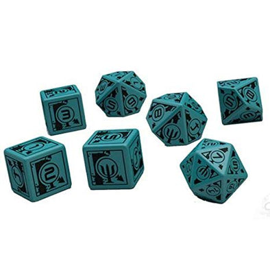 Dice Set - Q-Workshop - Polaris Roleplaying Set - 401 Games