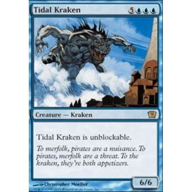 Tidal Kraken available at 401 Games Canada